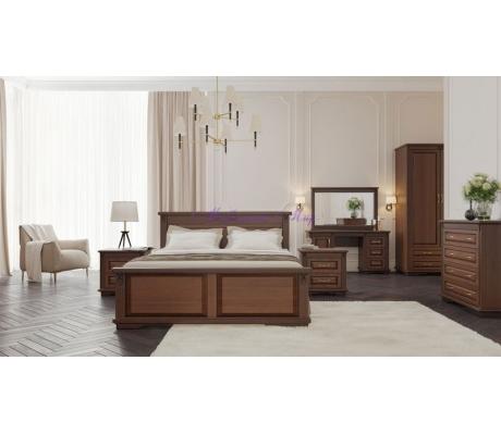 Деревянный спальный гарнитур Палермо