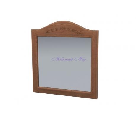 Деревянное зеркало Эдем