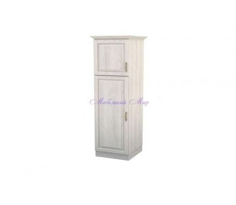 Деревянный шкаф 1 створчатый Эдем дверца вверху