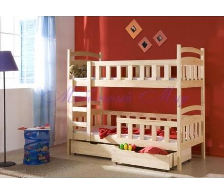 Купить двухъярусную кровать Анжелика