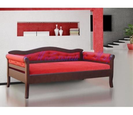 Купить полутороспальную кровать Капри