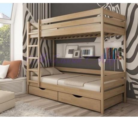 Купить двухъярусную кровать Классика