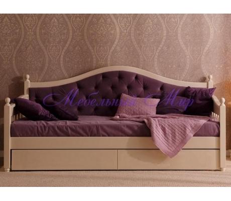 Недорогая односпальная кровать Софа