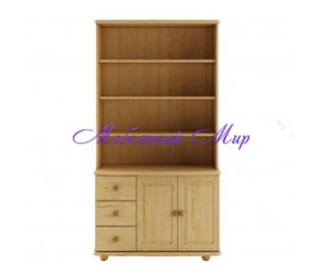 Купить книжный шкаф Витязь 108