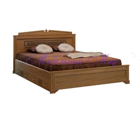 Кровать из массива сосны Афина тахта