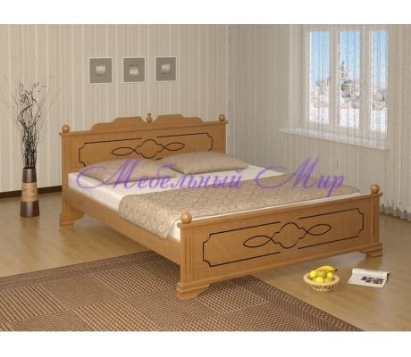 Кровать с ящиками для хранения Афродита
