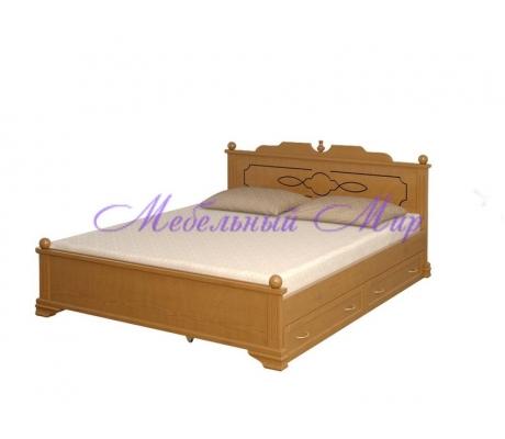 Купить полутороспальную кровать Афродита тахта