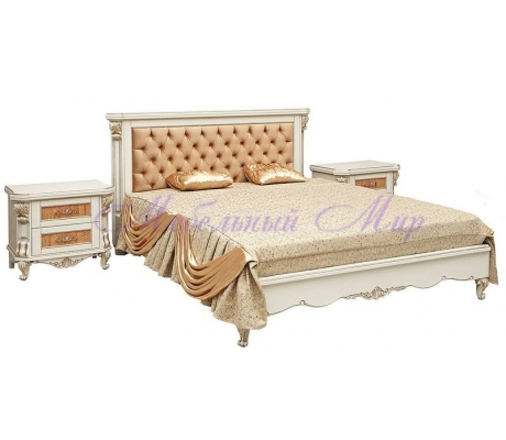 Деревянная кровать Альба Тахта 2