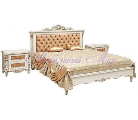 Деревянная кровать Альба Тахта