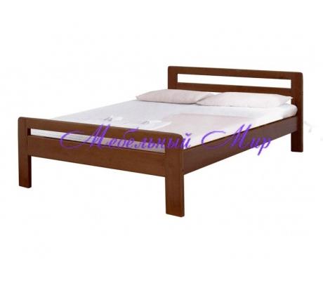 Купить двуспальную кровать Аника