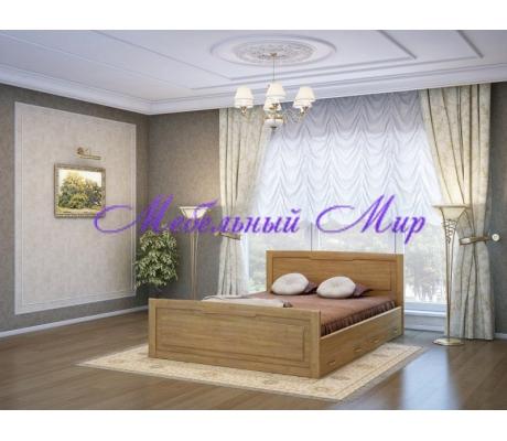Недорогая односпальная кровать Ариель