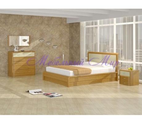 Купить двуспальную кровать Арикама
