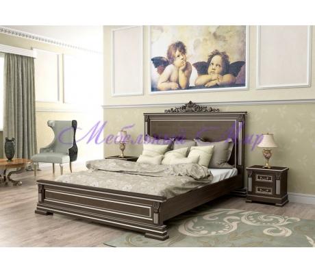 Кровать с ящиками для хранения Британия тахта