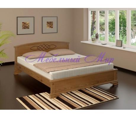 Кровать из массива сосны Гера тахта