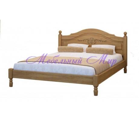 Купить двуспальную кровать Герцог тахта с рисунком
