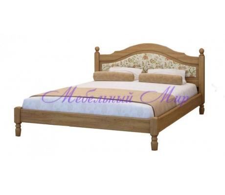 Недорогая односпальная кровать Герцог тахта со вставкой