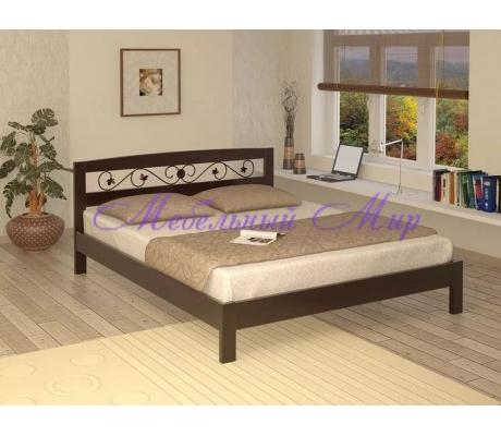 Кровать с подъемным механизмом Жоржетта тахта с ковкой