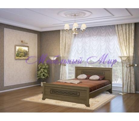 Кровать из массива сосны Классика