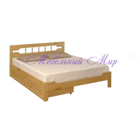 Кровать с ящиками для хранения Крокус тахта