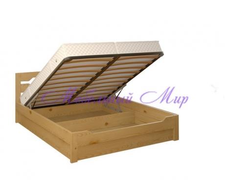 Кровать из массива сосны Крокус тахта