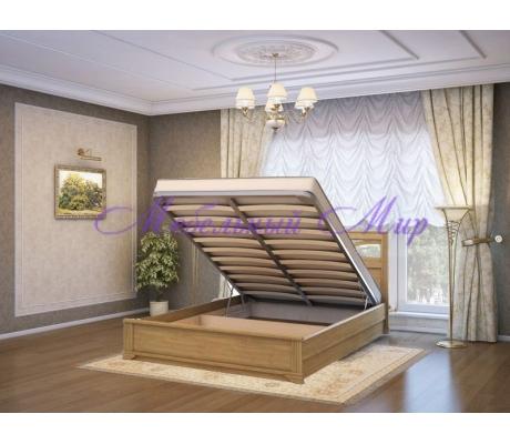 Купить двуспальную кровать Лира тахта