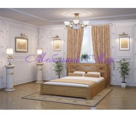 Кровать из массива сосны Лира тахта
