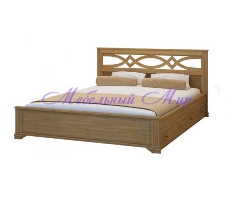 Кровать с ящиками для хранения Лира тахта