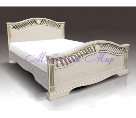 Купить двуспальную кровать Мальта 2