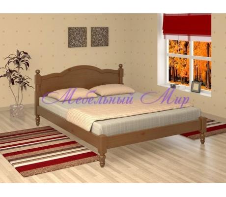 Кровать из массива сосны Мелодия тахта