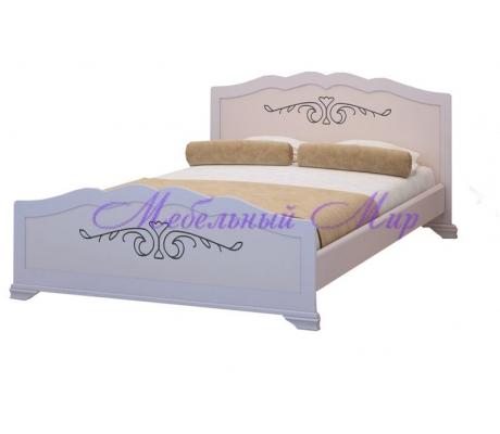 Купить двуспальную кровать Муза