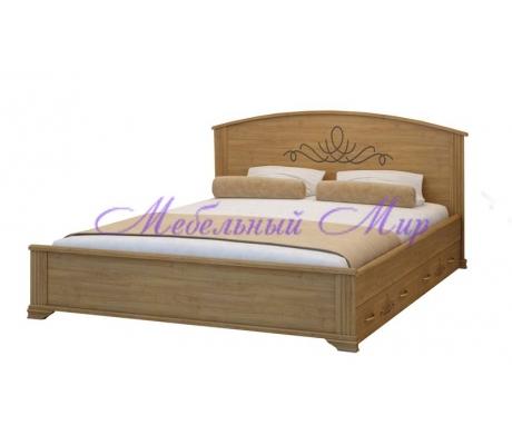 Кровать с ящиками для хранения Нова тахта