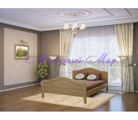 Кровать из массива сосны Новинка