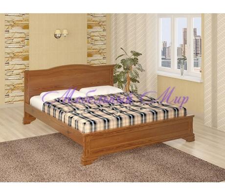 Кровать из массива сосны Октава тахта