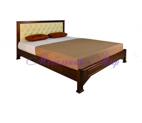 Кровать из массива сосны Омега тахта
