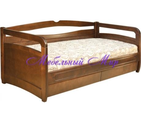 Кровать с ящиками для хранения Омега 12