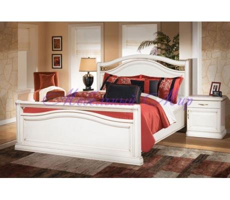 Кровать с ящиками для хранения Портленд