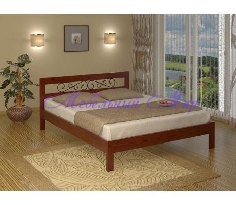 Кровать с элементами ковки Рио тахта