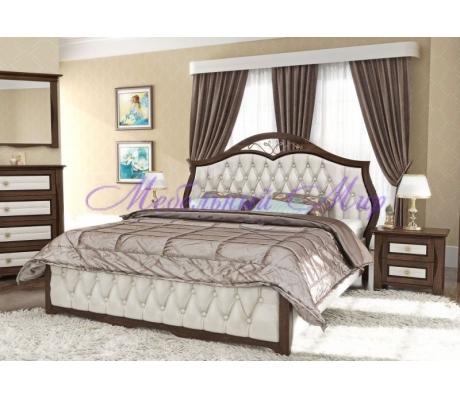Купить двуспальную кровать Ровелла