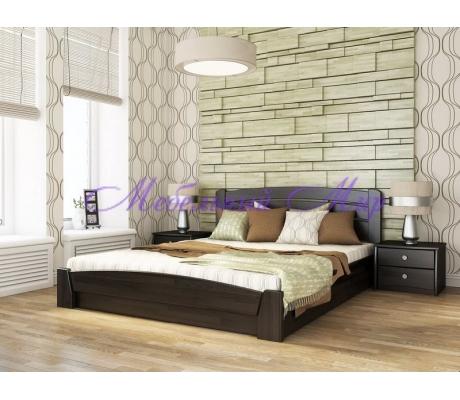 Кровать из массива сосны Селена