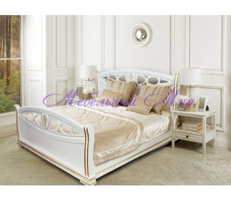 Кровать с ящиками для хранения Сиена