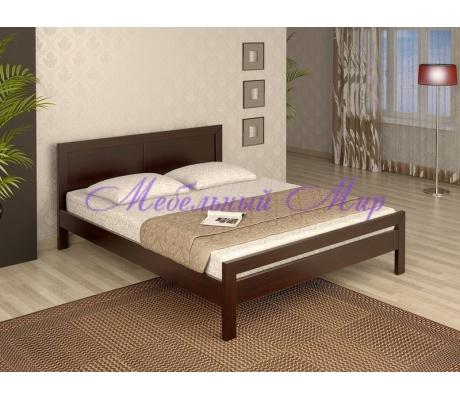 Кровать из массива сосны София