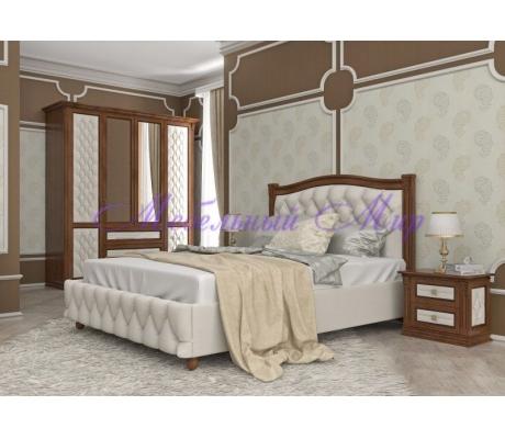 Кровать с подъемным механизмом Соната 2 тахта с мягкой вставкой