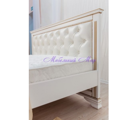 Кровать из массива сосны Тунис тахта