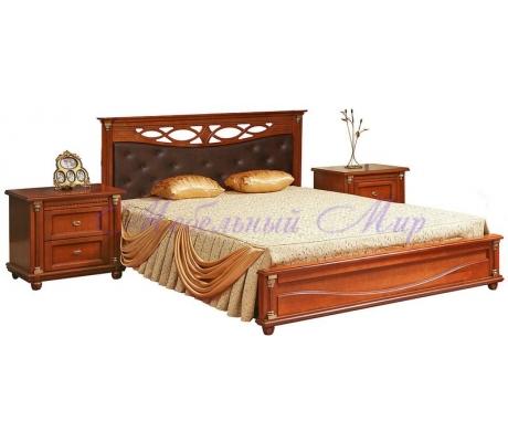 Деревянная кровать Валенсия Тахта Люкс