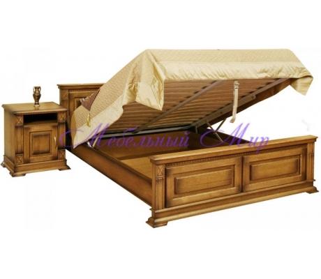 Кровать с подъемным механизмом Верди