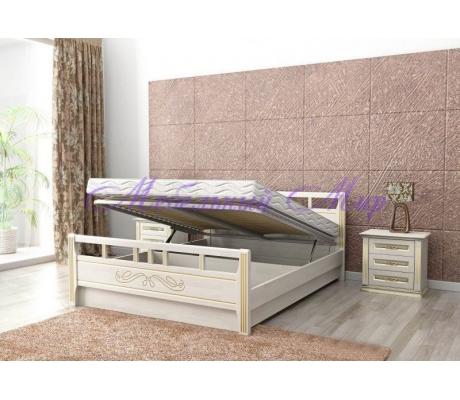 Недорогая односпальная кровать Веста