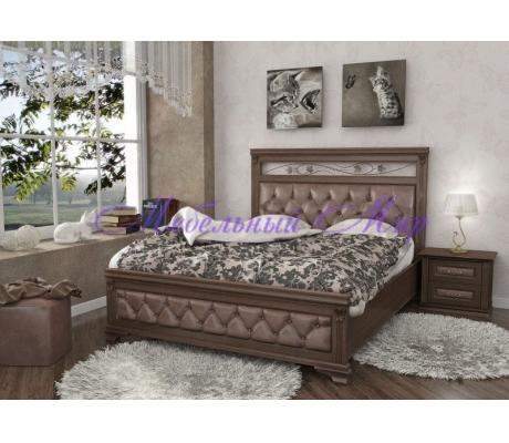 Купить двуспальную кровать Виттория тахта