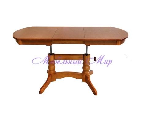 Купить кухонный стол Трансформер радиус