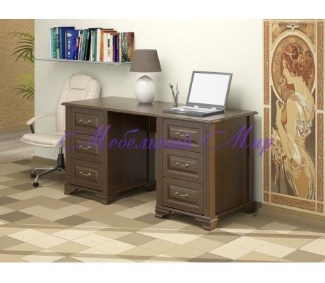 Письменный стол для дома Фараон 6 ящиков