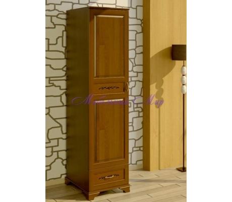 Купить распашной шкаф 1 створчатый Соната